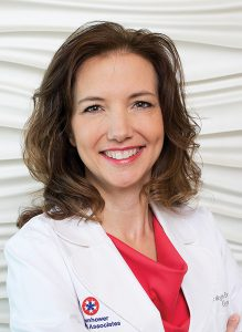 Jeralyn Brossfield, MD, will be discussing today's health solutions.