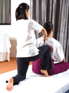 Thai massage provides unique and profound benefits