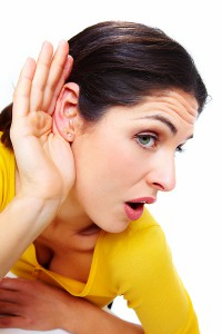 """You are never """"too young"""" to check your hearing."""