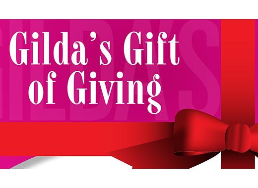 Gilda s gift of giving desert health for Gildas salon