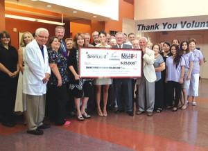 CV Volunteers in Medicine received the July Coachella Valley Spotlight grant