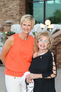 We were honored by Gloria Greer's attendance at the first annual Desert Health® Wellness Awards