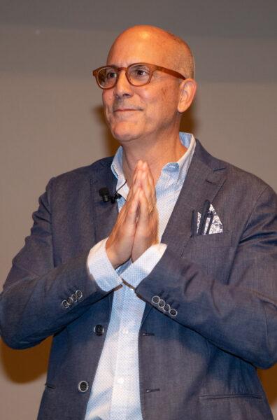 Guest speaker William Grimm, DO