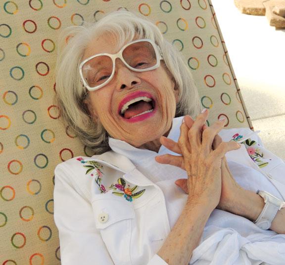 3262f0712b6 Ms. Carol Channing - Desert Health®