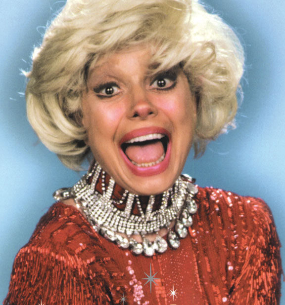 Carol Channing lives where