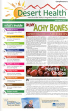 Desert Health July/August