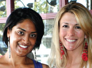 Queen of Nutrition Chef, Dipika Patel & Health and Nutrition Coach, Cindy Karls