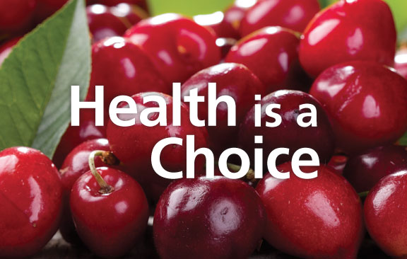 Health is a Choice: Patti Wright