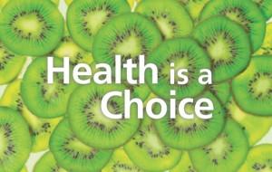 health is a choice