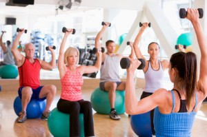 Alternating fitness activities can help ensure success