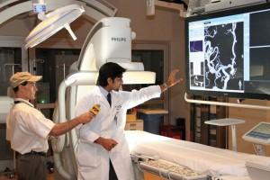 Desert Regional Medical Center's stroke program